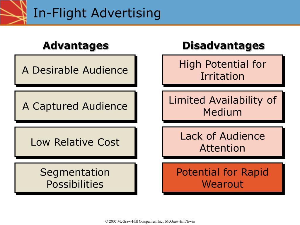 In-Flight Advertising