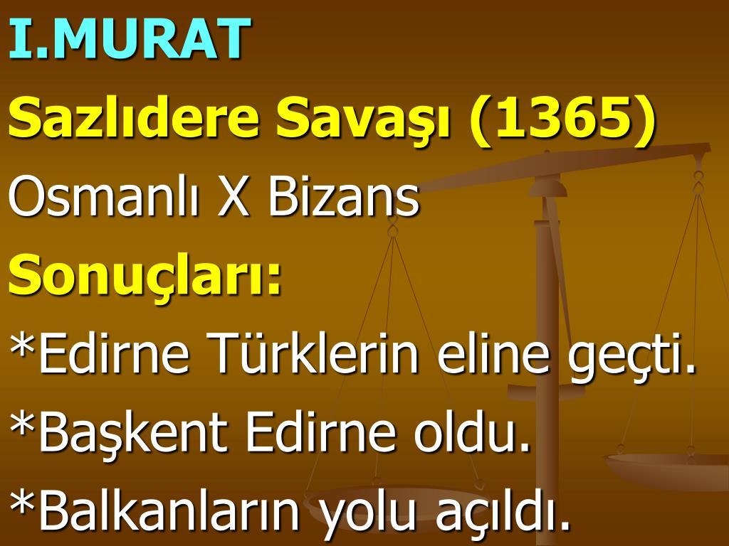 I.MURAT