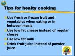 tips for healty cooking16