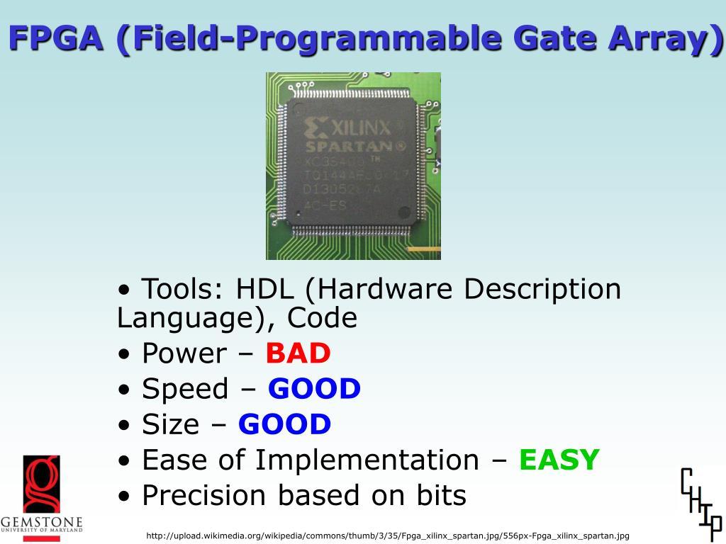FPGA (Field-Programmable Gate Array)