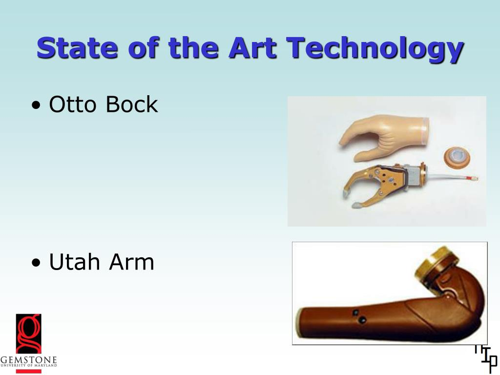 State of the Art Technology