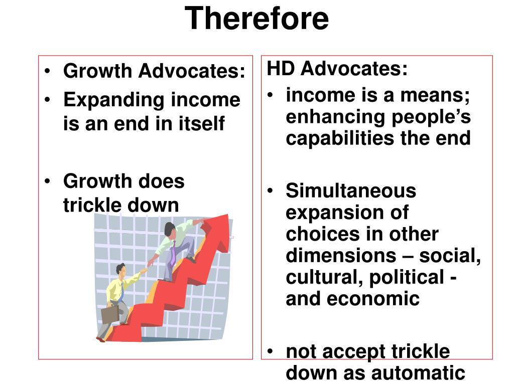 Growth Advocates: