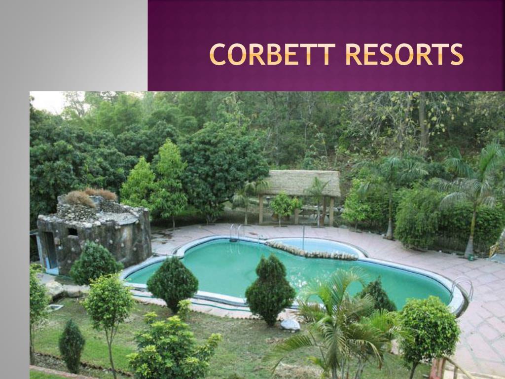 corbett resorts