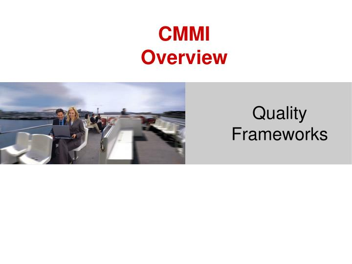 how to get cmmi certification