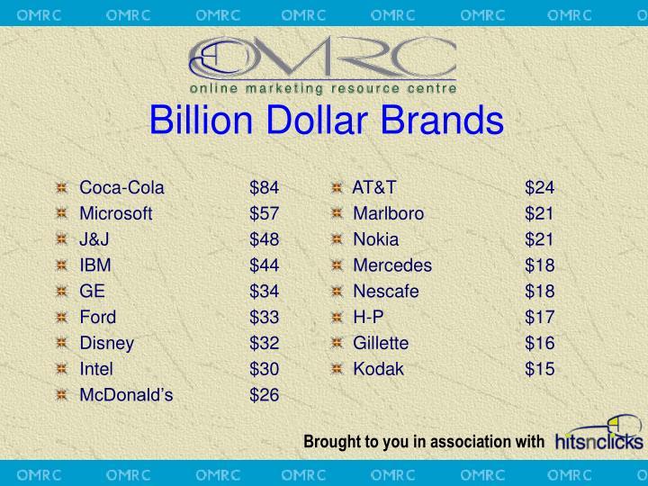 Coca-Cola$84
