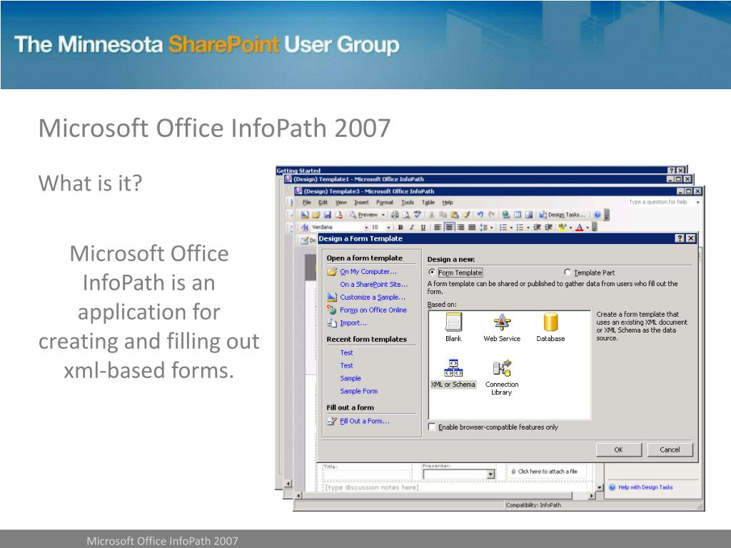 Microsoft Office InfoPath 2007
