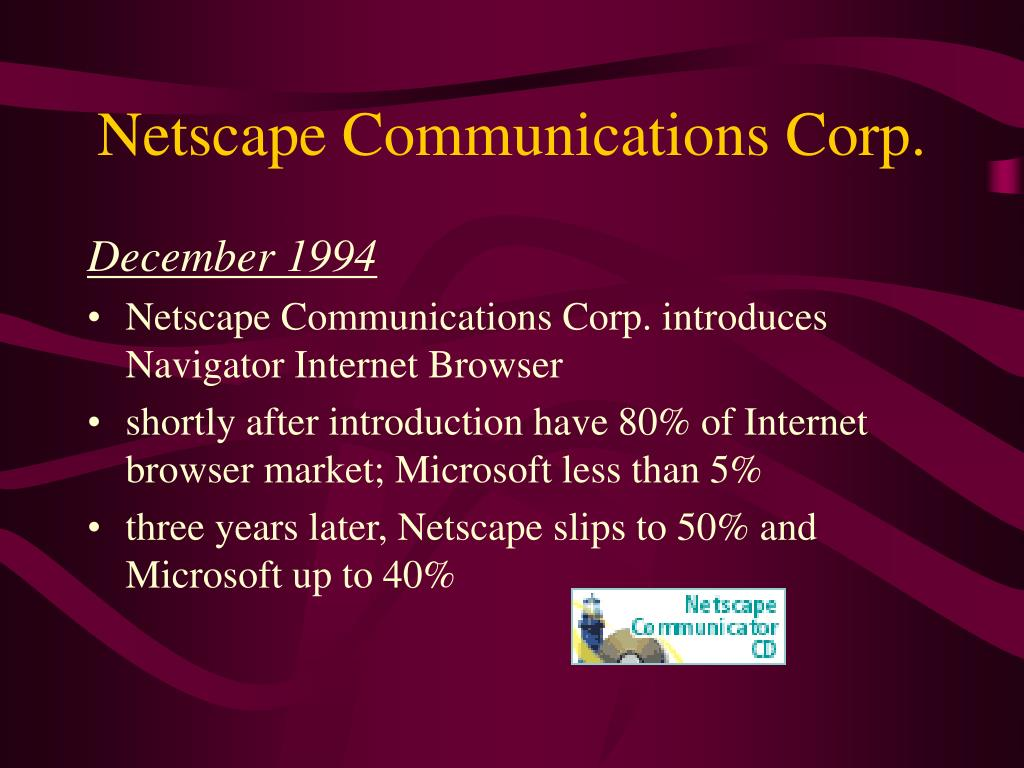 Netscape Communications Corp.