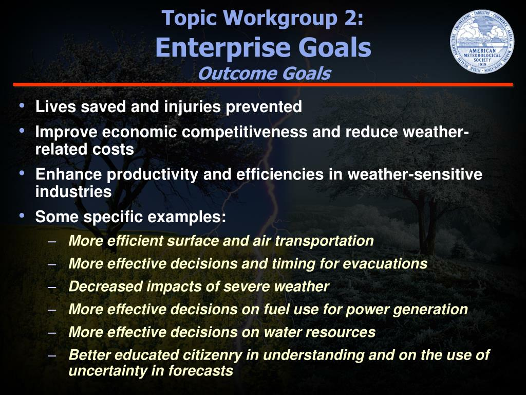 Topic Workgroup 2: