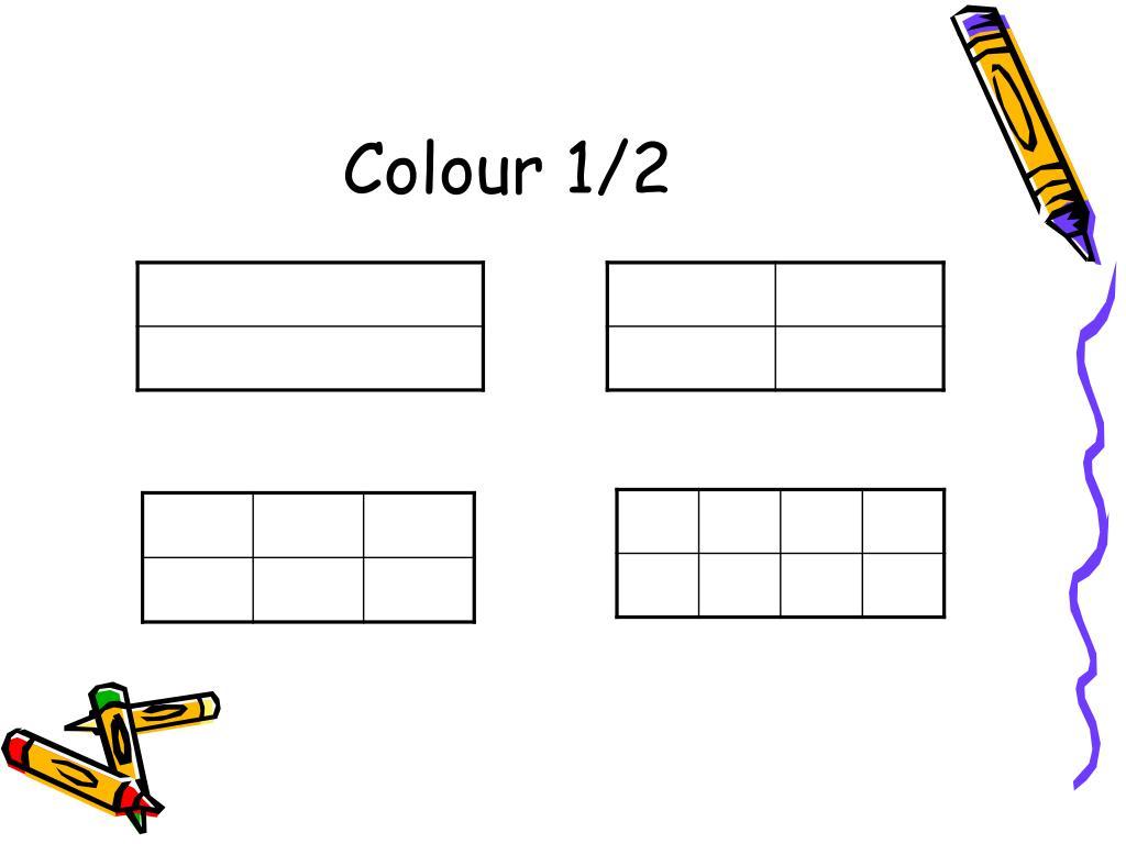 Colour 1/2