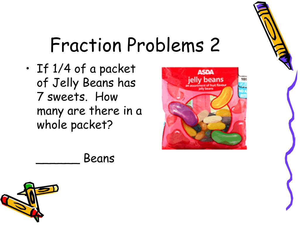 Fraction Problems 2