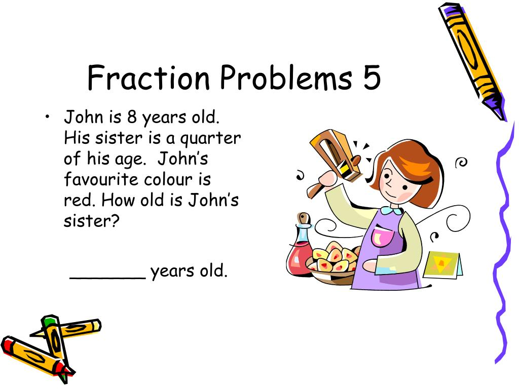 Fraction Problems 5