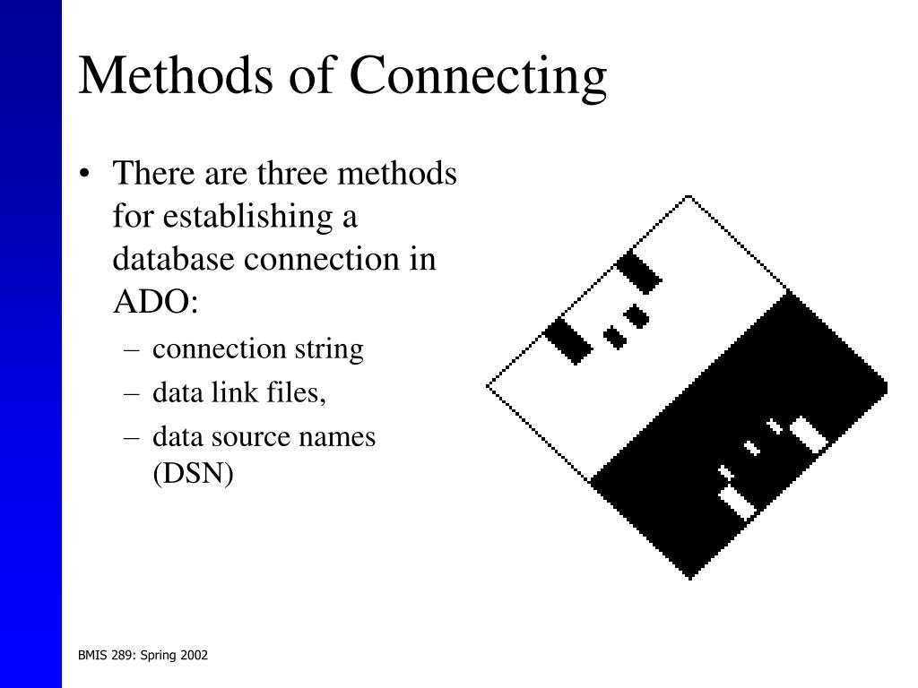Methods of Connecting