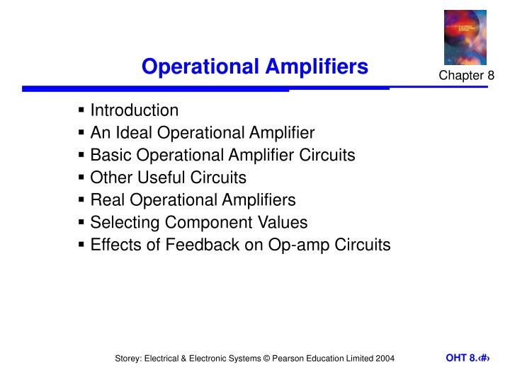 Operational Amplifier - PowerPoint PPT Presentation