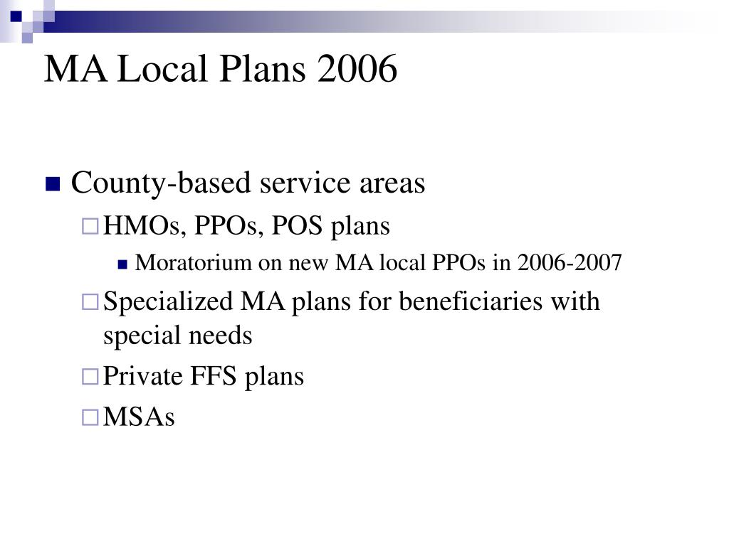 MA Local Plans 2006