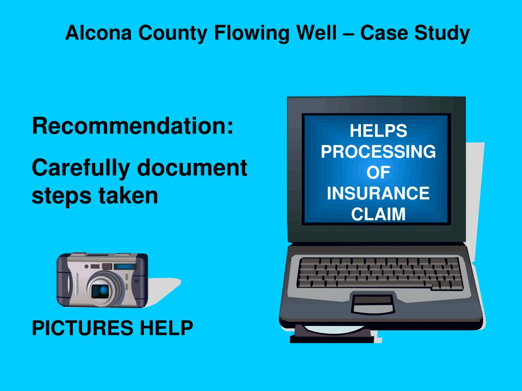 Alcona County Flowing Well – Case Study