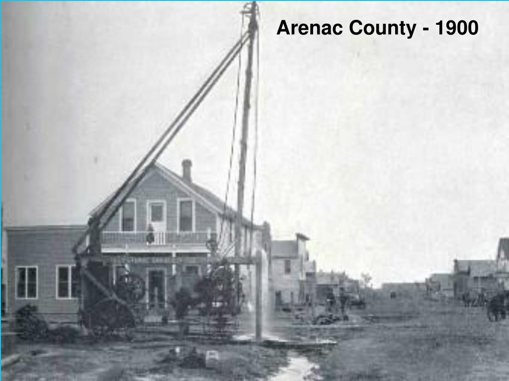 Arenac County - 1900