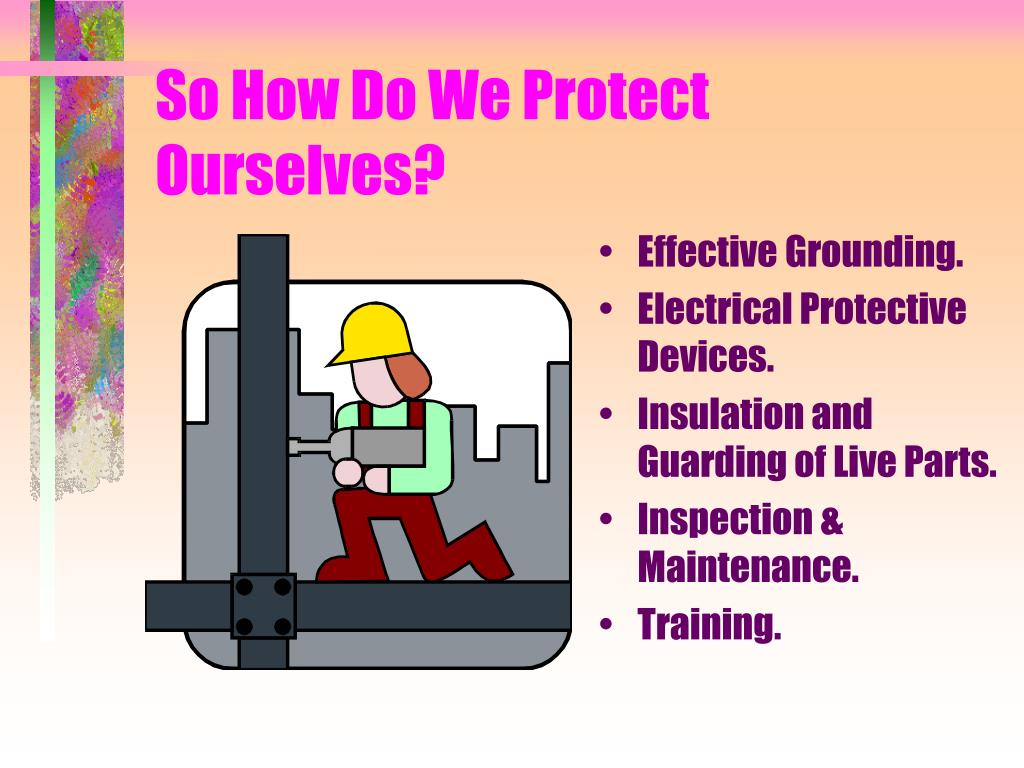So How Do We Protect Ourselves?