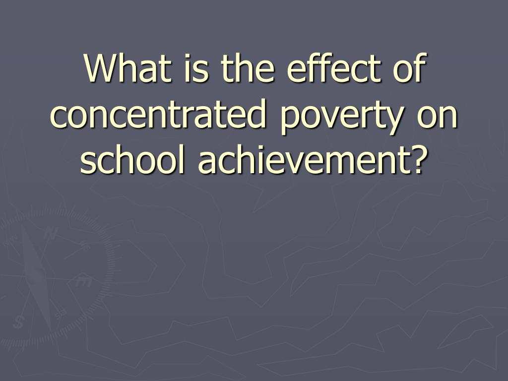 effects of poor academic achievements Student suspension from school: impact on academic achievement the gaps in academic achievement that have long journalist's resource is an open.