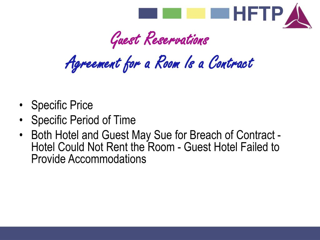 Guest Reservations
