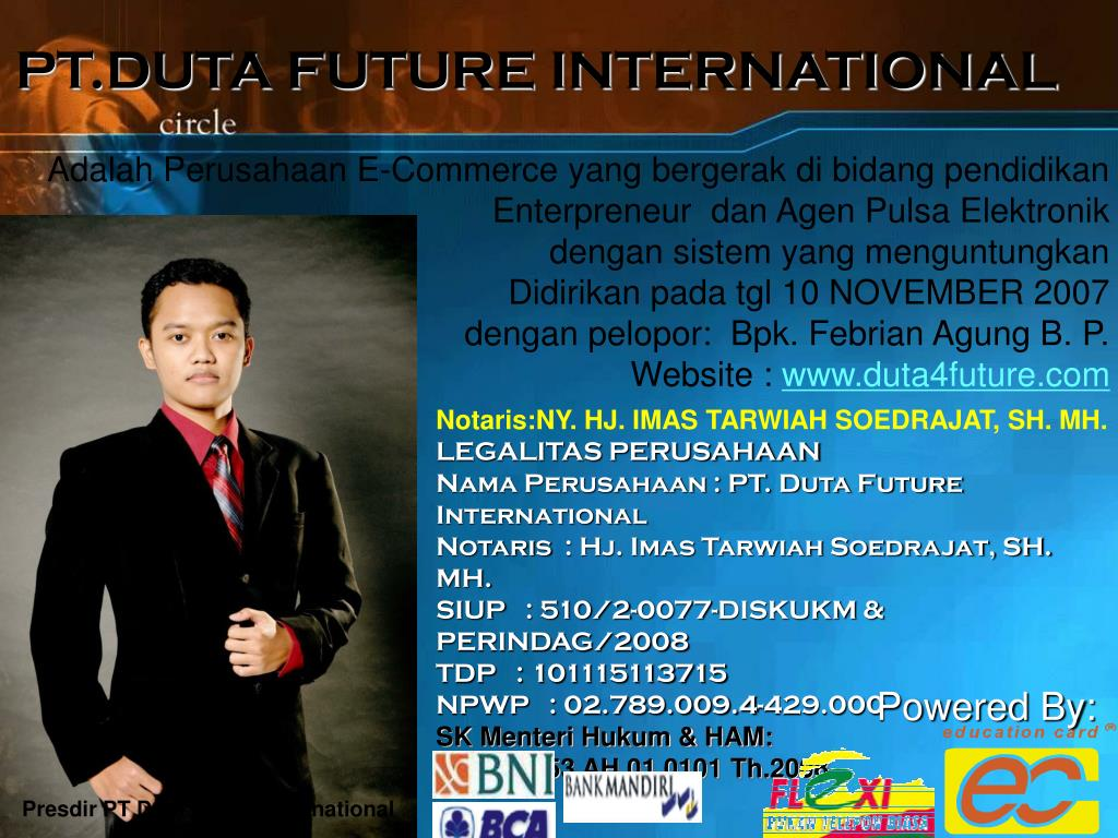 PT.DUTA FUTURE INTERNATIONAL