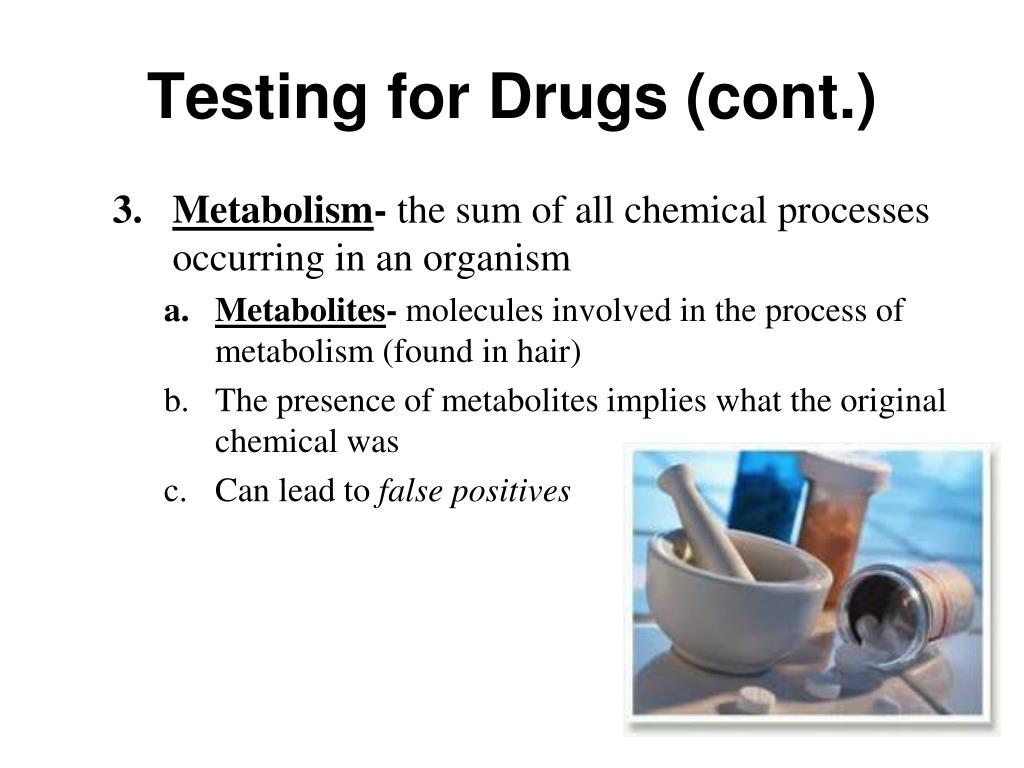an analysis of drug testing in unlv Some information on drug testing under the federal guidelines in the case of urine analysis, drug testing cutoff levels are measured in nanograms per.