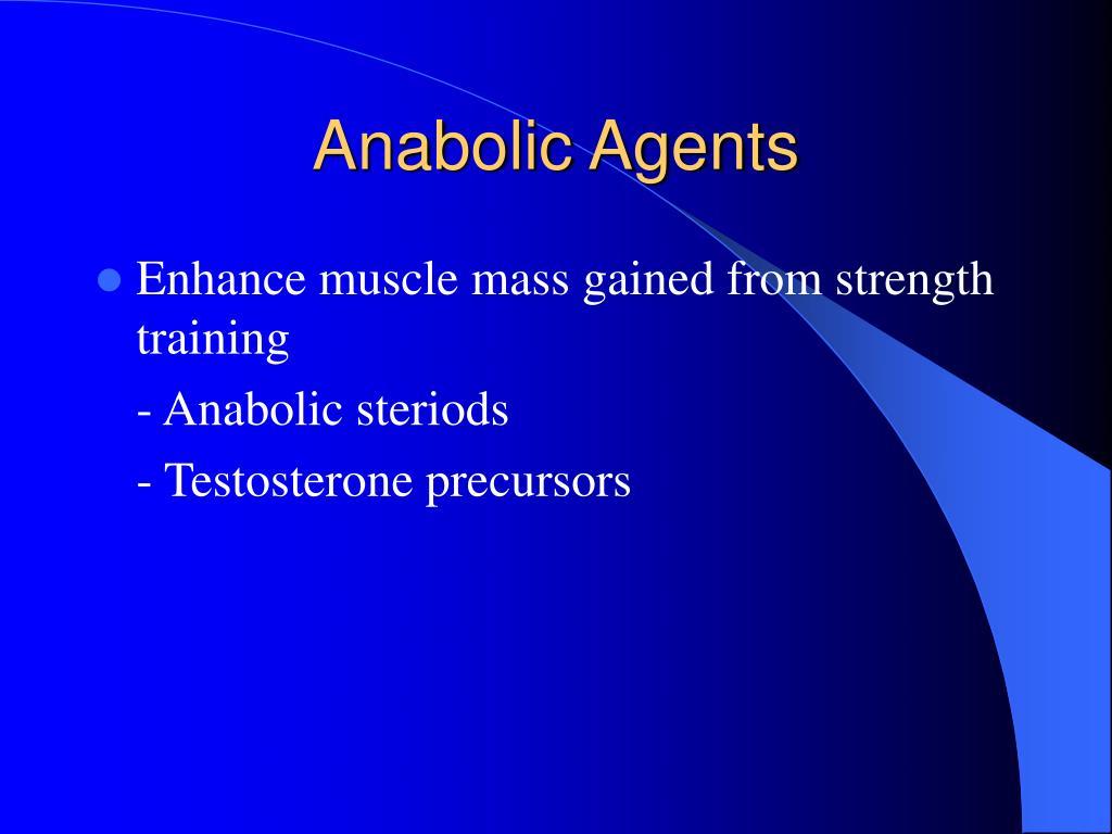 Anabolic Agents