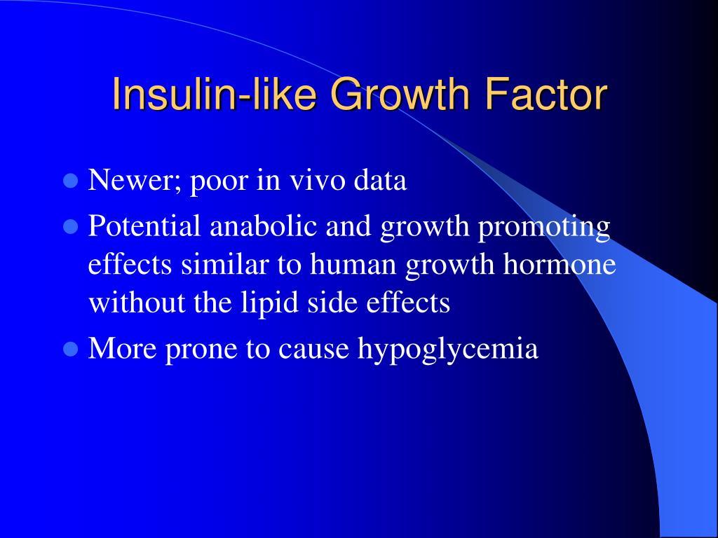 Insulin-like Growth Factor