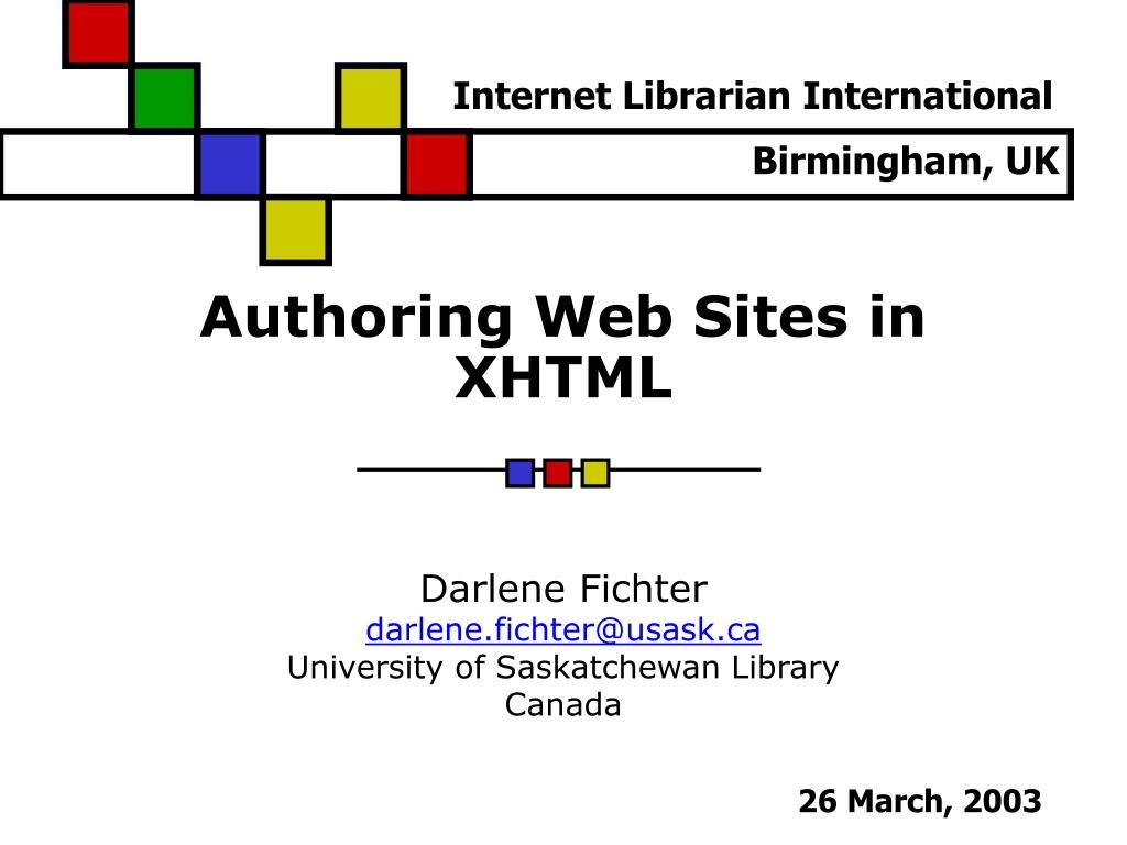 Internet Librarian International