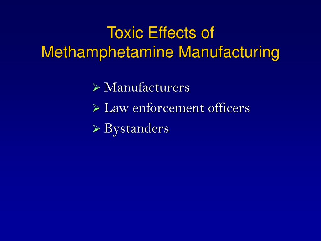 Toxic Effects of