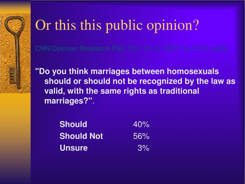 Or this this public opinion?