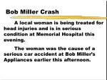 bob miller crash165