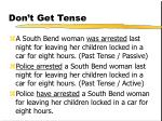 don t get tense115