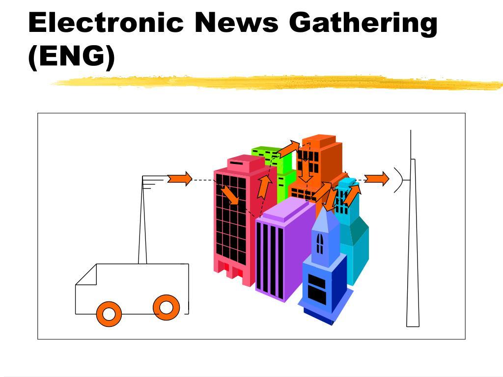 Electronic News Gathering (ENG)