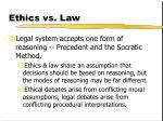ethics vs law213