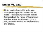 ethics vs law214