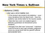 new york times v sullivan177