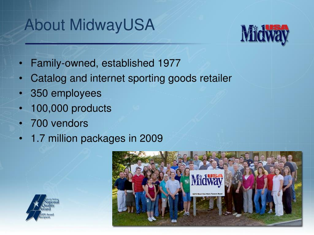 About MidwayUSA