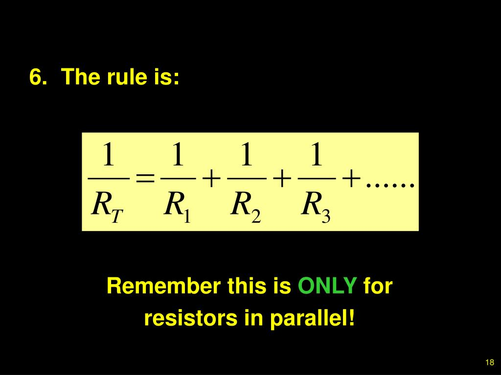 6.The rule is: