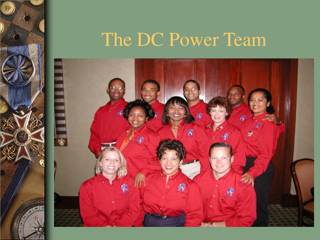The DC Power Team