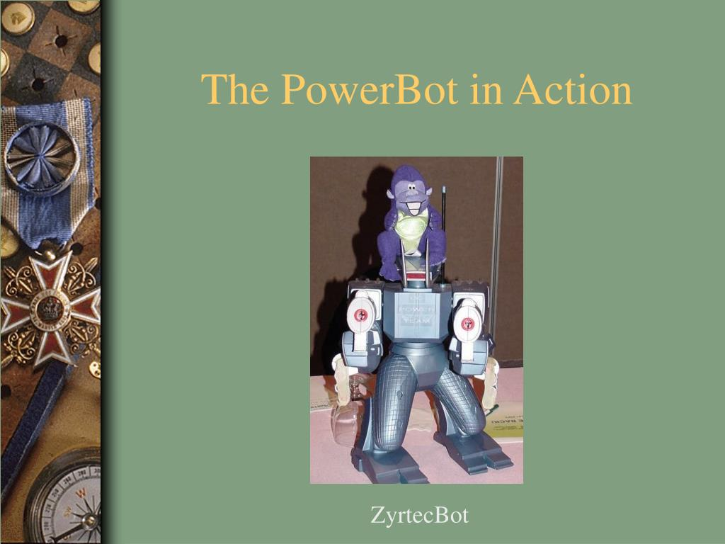 The PowerBot in Action