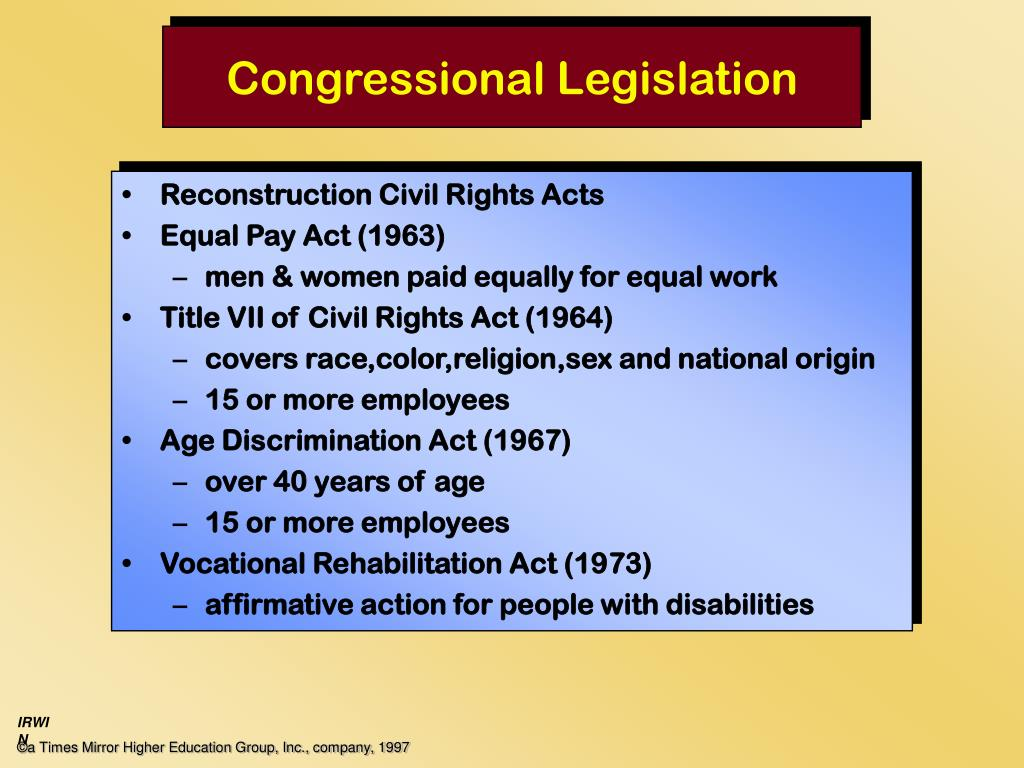 equal pay act 1963 essay How can the answer be improved.