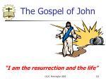 the gospel of john115