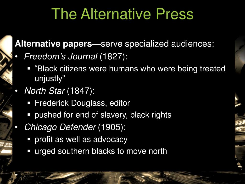 The Alternative Press