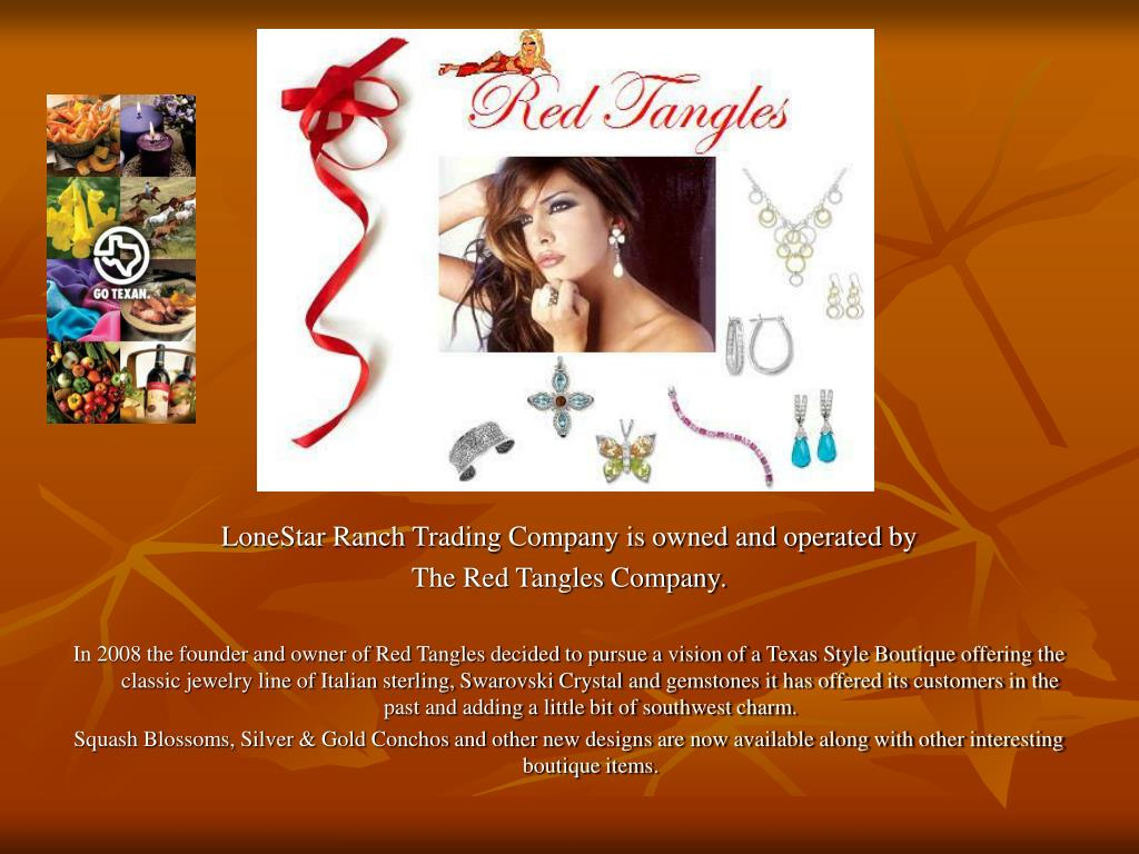 LoneStar Ranch Trading Company is owned and operated by