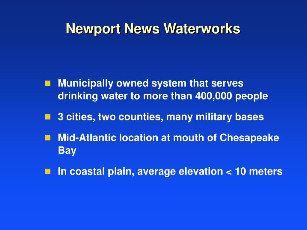 Newport News Waterworks