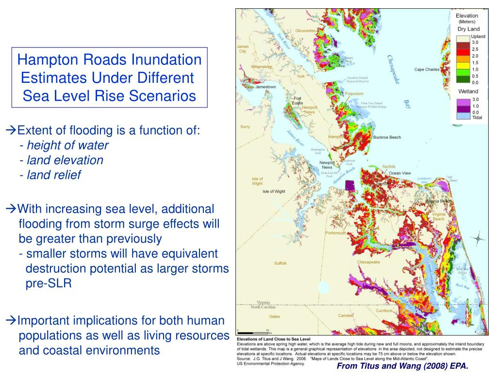 Hampton Roads Inundation