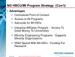 ng hbcu mi program strategy con t