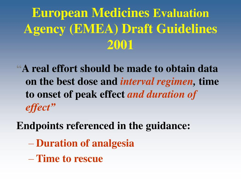 European Medicines