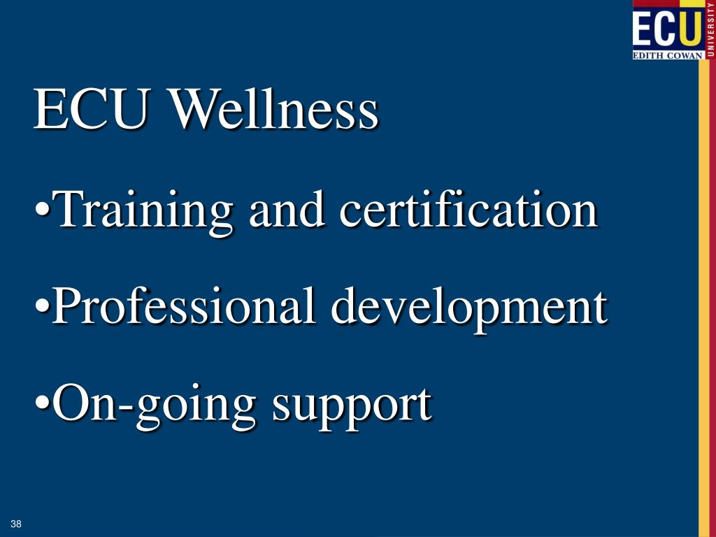 ECU Wellness