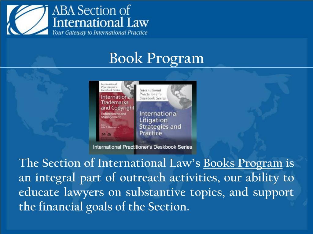Book Program